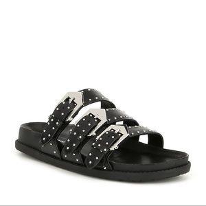 Gianni Bini Axtin studded sandals